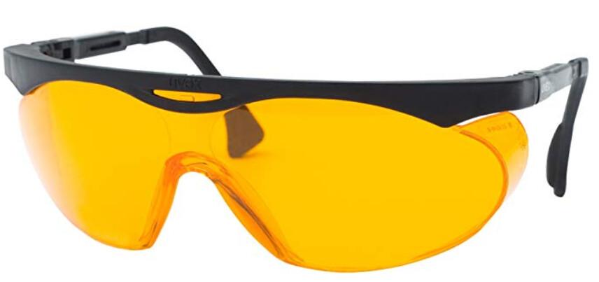 משקפיים כתומות לאיזן השינה - האורגינליות שנבדקו על ידי Consumer Reports