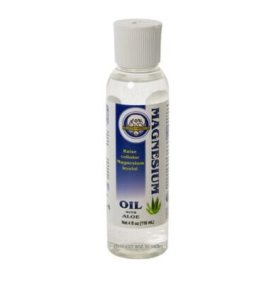 Magnesium Oil 118ml - Health and Wisdom
