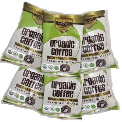 Organic Coffee 473 gr - 6 units - S.A.Wilsons