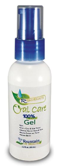 ג'ל להתחדשות השיניים - rejuvinate oral care gel