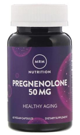 Pregnenolone 50 mg 60c - MRM