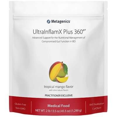 UltraInflamX Plus 360 - Metagenics