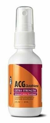 ACG - Advanced Glutatione support, 60ml - Results RNA