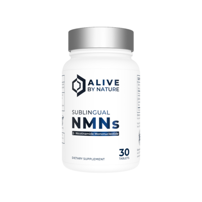 NMNs – 30 ct Sublingual Tablets - AliveByNature