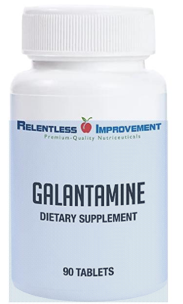 Galantamine 90t - Relentless Improvement