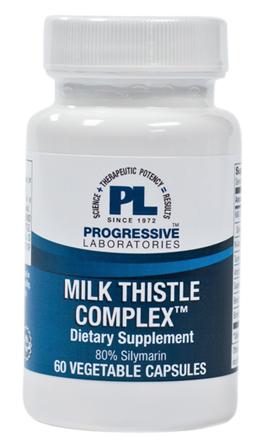 Milk Thistle Complex 60c - Nutridyn