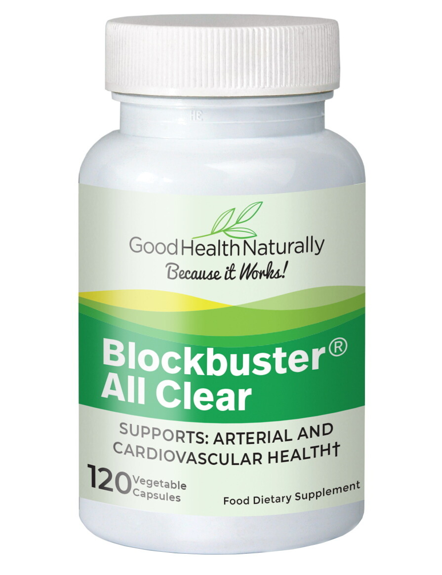 Blockbuster AllClear 120c - Good Health Naturally