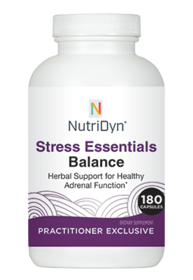 Stress Essentials Balance, 180 capsules - Nutridyn