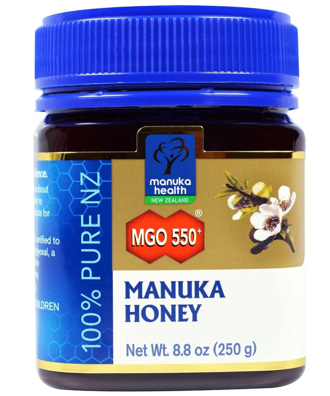 Manuka Honey MGO 550 , 250g - Manuka Health