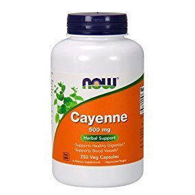 Cayenne 500 mg 250c - Now