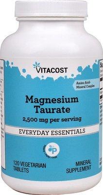 Magnesium Taurate 120vt - Vitacost