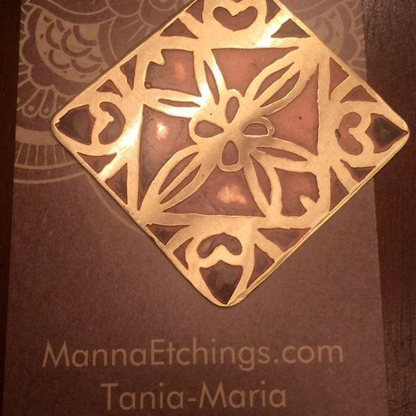 Manna Etchings