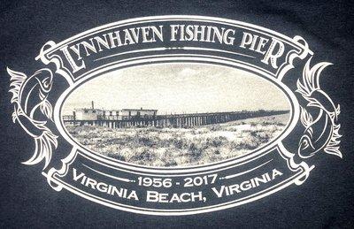 MEDIUM BLUE DUSK Short Sleeve Vintage Postcard T-Shirt with Front Left Chest Logo (Memorial T-Shirt)