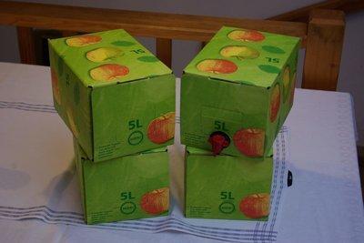 Apfelsaft - Apfelgold