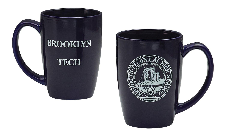 Ceramic Coffee Mug - set of 4