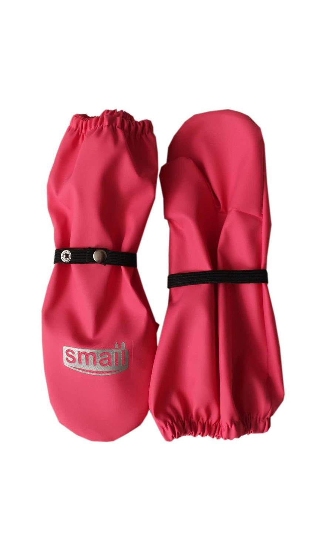 Рукавицы Smail розовые