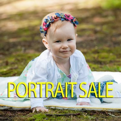 Family/Engagement Photo Package - SALE