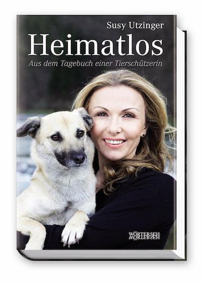 Buch Susy Utzinger Heimatlos