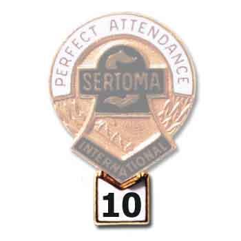 Attendance Tab - 10 year