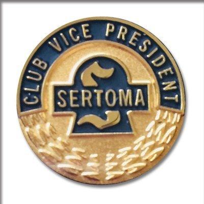 Club Vice President Pin