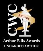 Arthur Ellis Awards Entry - Unhanged Arthur