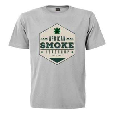 T-Shirt African Smoke