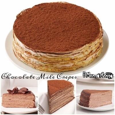 MM【MangoMango】巧克力千层