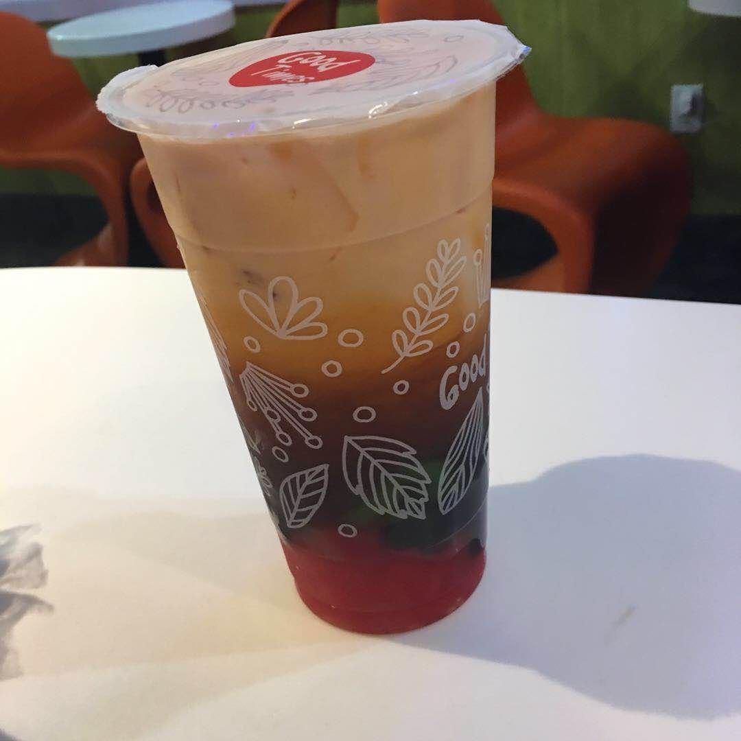 BD【冰岛】❄港式奶茶 Hongkong milk tea