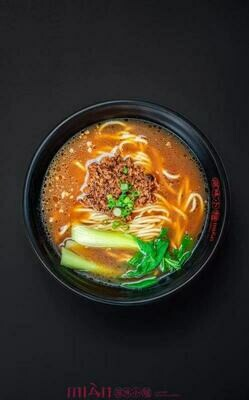 ZWXM【滋味小面】清汤杂酱面 Clear Broth Zajiang  (with soup & no spicy)(Closed Tuesday)