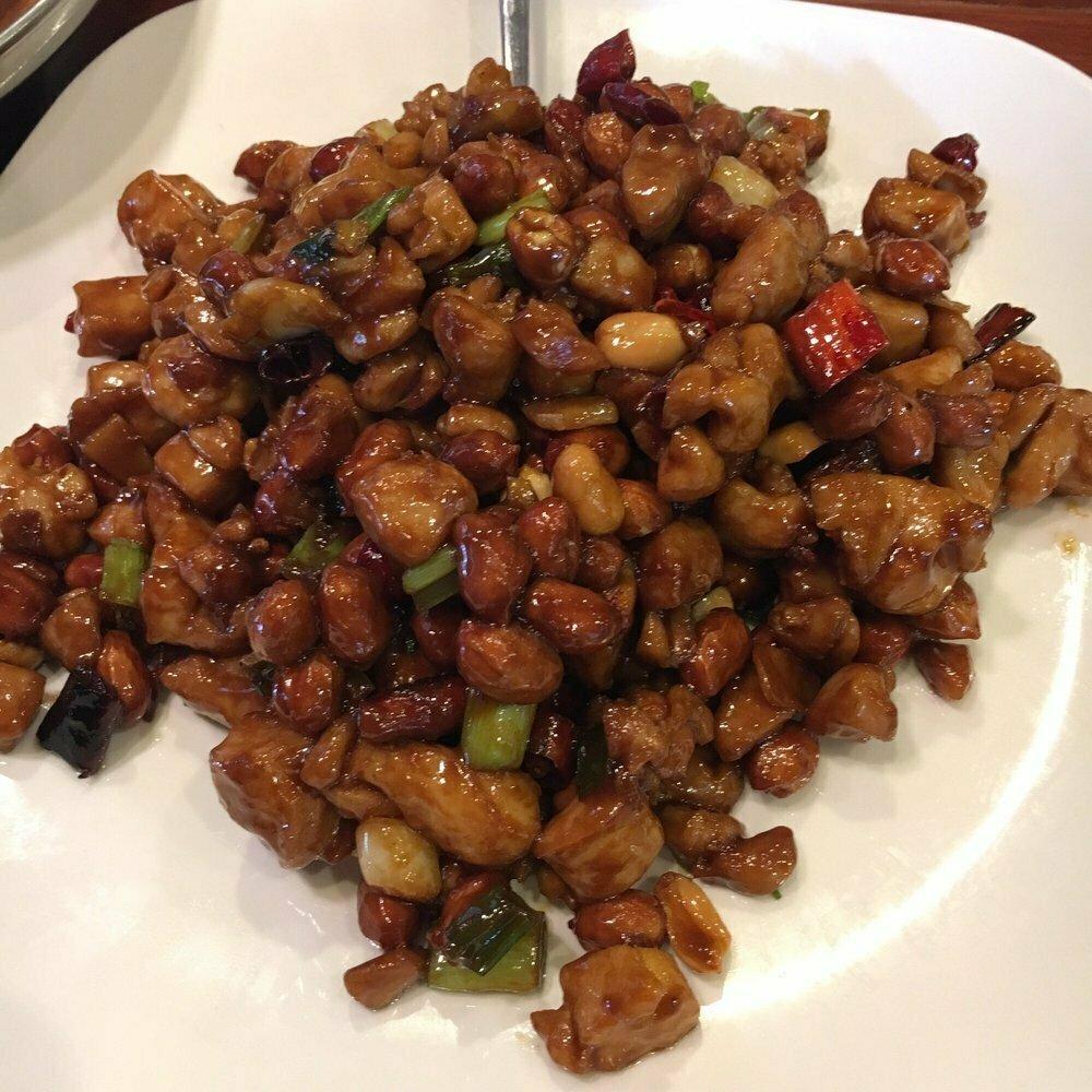 ZWCD【滋味成都】宫保鸡丁 Kung Pao Chicken (晚餐不配饭)