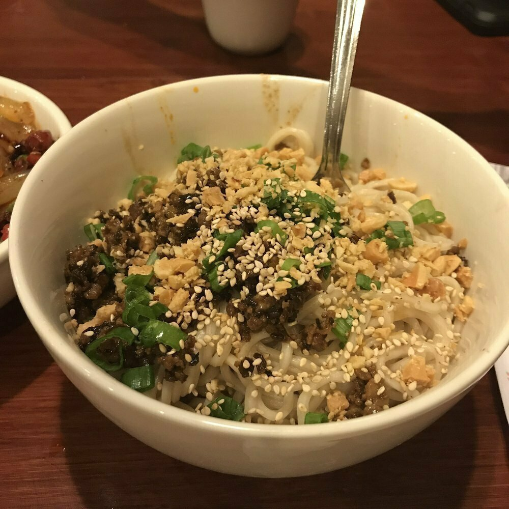 ZWCD【滋味成都】担担面 Sichuan Tan Tan Noodle (晚餐不配饭)