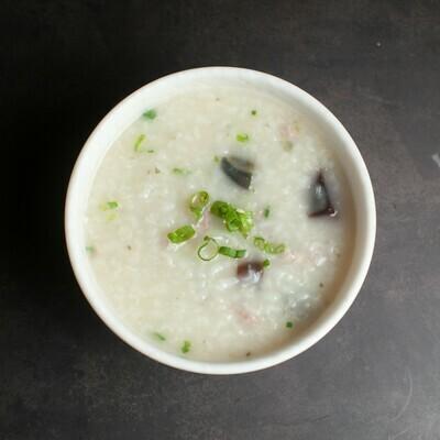 BSY【包十一】皮蛋瘦肉粥(周二休息)