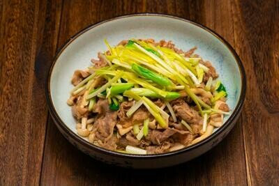 XXKT【小熊川菜KT】什菌肥牛 Fatty Beef with Mushroom Medley