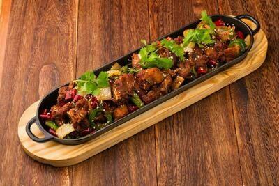 XXKT【小熊川菜KT】香辣羊排 Aromatic Spicy Lamb Ribs