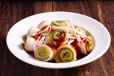 XXCT【小熊川菜CT】❄蒜泥白肉 Garlic Bacon (除节假日外每周二休息)