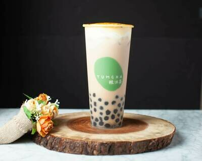 YUMCHA【雅沐茶】古早复刻奶茶 Vintage Black Milk Tea