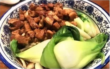 KLM【坤拉面】小炖肉拉面/刀削面 Stewed Pork Ramen