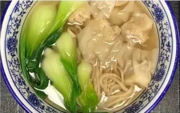KLM【坤拉面】猪肉/虾仁云吞汤面/刀削面(12PC)Pork/Shrimp Wonton Soup With Ramen