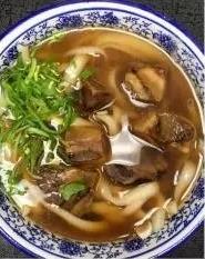KLM【坤拉面】红烧牛腩牛筋拉面/刀削面 Stewed Tendon & Beef Ramen