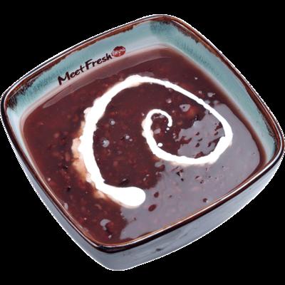 XYX【鲜芋仙】紫米粥 Purple Rice Soup (限Houston本地购买)