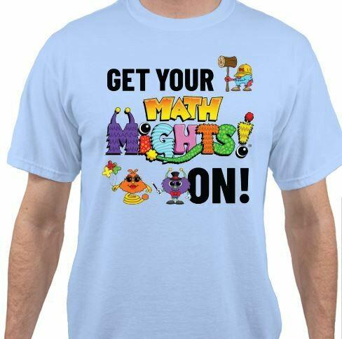 Math Mights T-Shirt