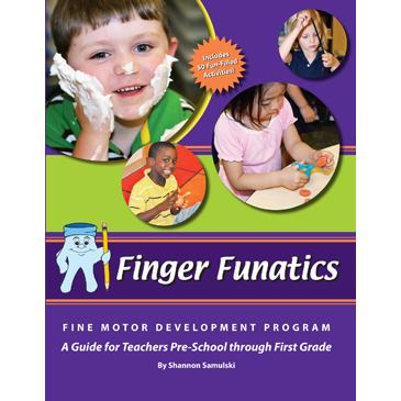 Finger Funatics Fine Motor Devlopment Program