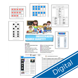 Understanding Number Quantity Screener (Digital Download)
