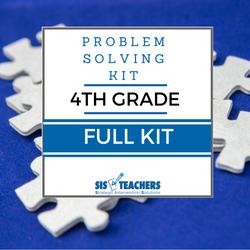 4th Grade Problem Solving Kit - Full