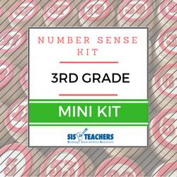 3rd Grade Number Sense Kit - Mini
