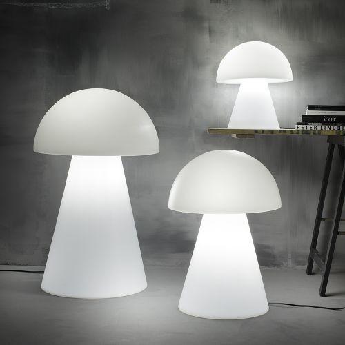 Lampada Fungo luminoso 67 x h  107 cm