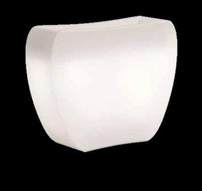 Cassetta Heart luce luminoso 100x31 x h 80 cm
