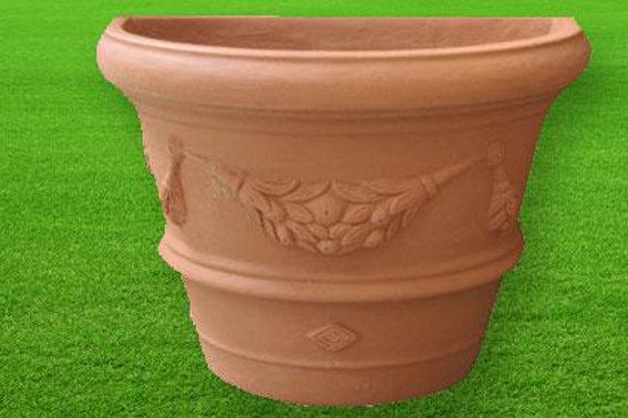 Vaso a Muro Zuai 55x33xh41 cm