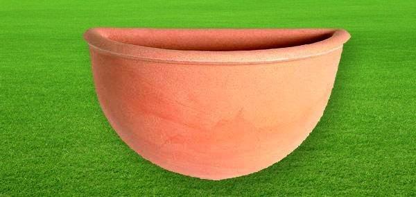 Vaso a parete Inari 32x16xh20 cm