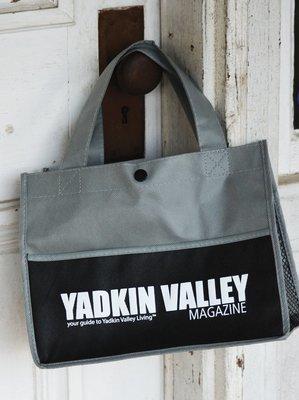 Yadkin Valley Magazine Lunch Tote